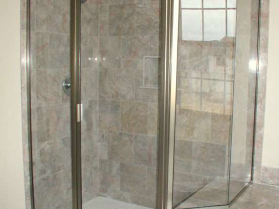 Midwest Glass and Mirror Classic Shower Enclosures