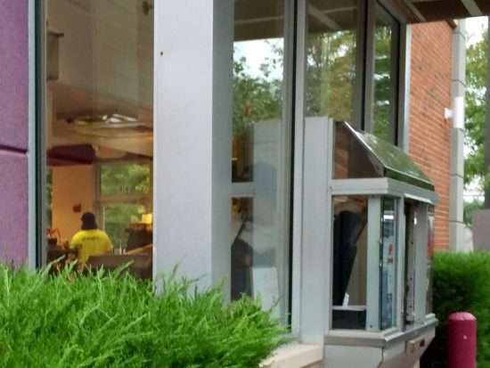 Midwest Glass and Mirror Operable Windows/Drive Up - Drive Through Windows